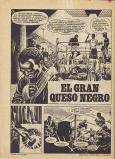 Extrait de Dossier Negro -107- Camaradas
