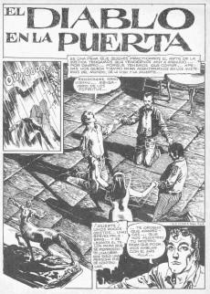 Extrait de Dossier Negro -110- Los antiguos medios