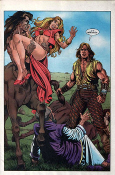 Extrait de Hercules - The Legendary Journeys (Topps comics - 1996) -1- Issue # 1