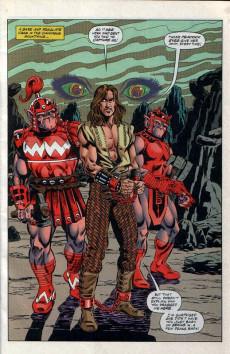 Extrait de Hercules - The Legendary Journeys (Topps comics - 1996) -2- Hades Hath No Fury Like The Furies Scorned