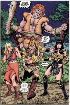 Extrait de Hercules - The Legendary Journeys (Topps comics - 1996) -5- Issue # 5