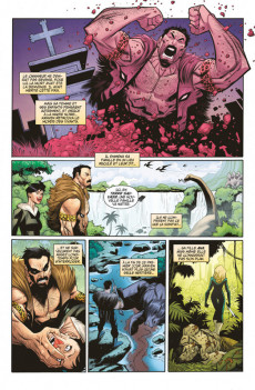 Extrait de Amazing Spider-Man (100% Marvel) -4- Chassés