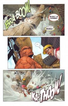 Extrait de Fantastic Four (Marvel Graphic Novels) -a2020- Fantastic Four : 4