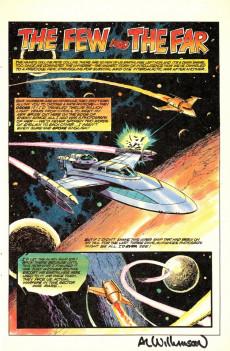 Extrait de Alien Worlds (Pacific comics - 1982) -1- Issue # 1