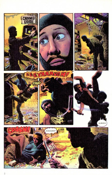 Extrait de Alien Worlds (Pacific comics - 1982) -7- Issue # 7