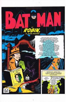 Extrait de Batman Arkham -1- Double-Face