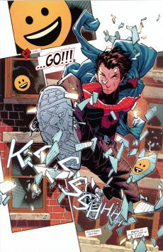 Extrait de Non-Stop Spider-Man (Marvel Comics - 2021) -1- Big Brain Play - Chapter One