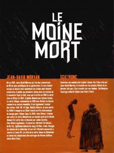 Extrait de Le moine mort -1Extrait- Extrait tome 1