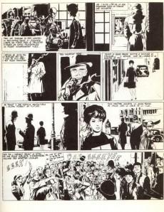 Extrait de Bob Morane 5 (Deligne) -5- Les Masques de soie
