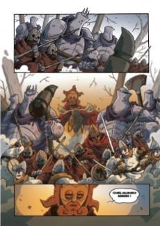 Extrait de Voro -7- Le tombeau des dieux - Première partie
