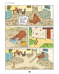 Extrait de L'ours Barnabé (Boîte à bulles) -21- Joyeux anniversaire