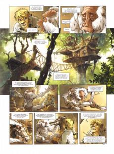 Extrait de Jim Hawkins -3- À crocs et à sang