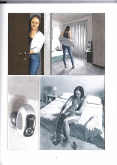 Extrait de Les grands Classiques de la Bande Dessinée érotique - La Collection -124124- La chambre de verre