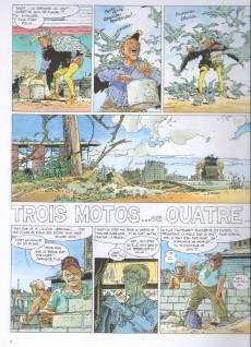 Extrait de Jeremiah - La Collection (Hachette) -17- Trois motos... ou quatre