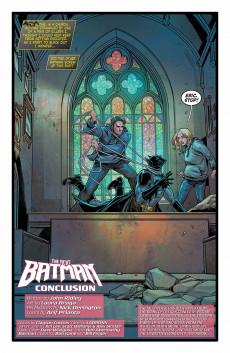 Extrait de Future State: The Next Batman (DC Comics - 2021) -4- Chapter 4