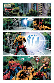Extrait de Dceased: Dead Planet (DC Comics - 2020) -4- New Genesis...New Horror!