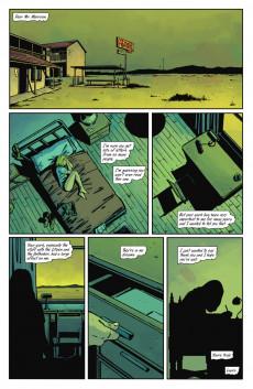 Extrait de Rorschach (2020) -6- Issue Six