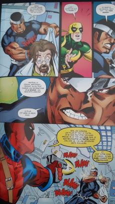 Extrait de Deadpool - La collection qui tue (Hachette) -4704- Mésaillances