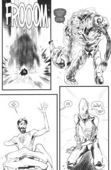 Extrait de Spider-Man - De Père en Fils -N&B- Spider-Man  -  De Père en Fils (Edition N&B collector)