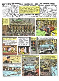 Extrait de Blake e Mortimer (Aventuras de) (en portugais) -8- S.O.S. Meteoros
