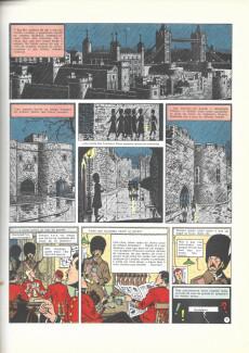 Extrait de Blake e Mortimer (Aventuras de) (en portugais) -6- A marca amarela