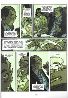 Extrait de Incontornáveis de Banda Desenhada (Os) -12- O Assassino : A dívida | Laços de sangue