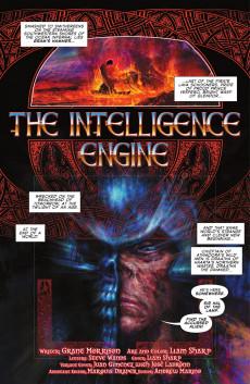 Extrait de Green Lantern - Season Two (The) (DC Comics - 2019) -12- The Intelligence Engine