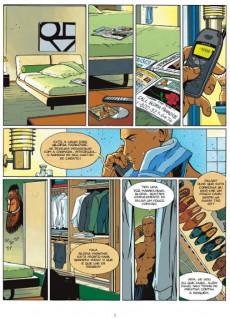 Extrait de Incontornáveis de Banda Desenhada (Os) -6- I.R.$ : A investigação | A estratégia Hagen