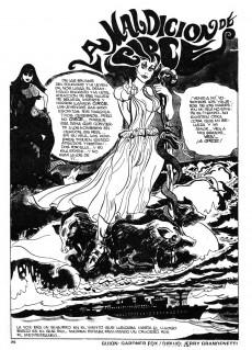 Extrait de Dossier Negro -123- El amanecer de los vampiros