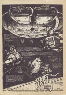 Extrait de Dossier Negro -129- La profecía