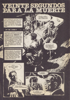 Extrait de Dossier Negro -131- Nuevos relatos
