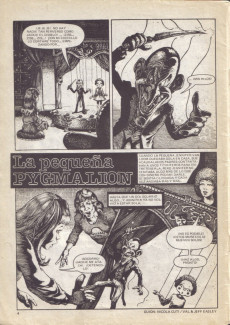 Extrait de Dossier Negro -138- Buscando la muerte
