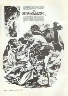 Extrait de Dossier Negro -139- Venganza y Cía
