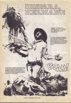 Extrait de Dossier Negro -140- Buscando la muerte
