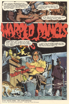Extrait de Twisted tales (Pacific comics - 1982) -9- Issue # 9