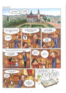 Extrait de Drôle d'histoire (Duvigan/Derache) -3- Louis XIV Le Roi-Soleil