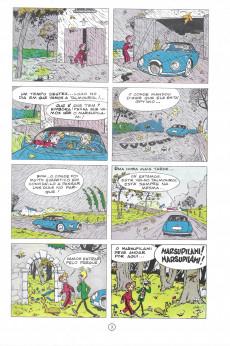 Extrait de Spirou e Fantásio (en portugais) -7- O ditador e o cogumelo
