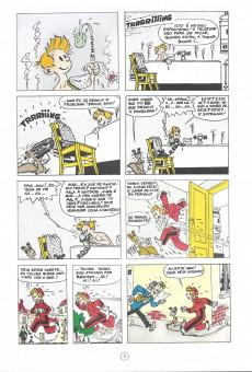 Extrait de Spirou e Fantásio (en portugais) -4a1975- Os herdeiros