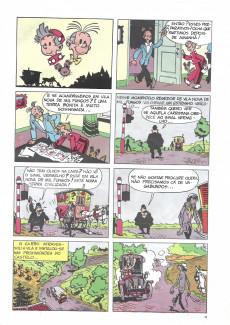 Extrait de Spirou e Fantásio (en portugais) -2- O feiticeiro de Vila Nova de Milfungos