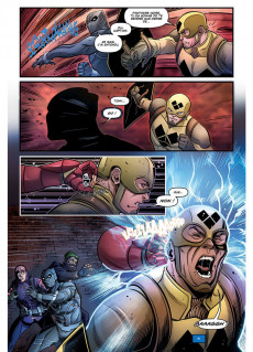 Extrait de Marvel Action : Avengers -4- Tome 4