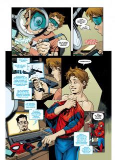 Extrait de Marvel Action : Spider-Man -5- Etat de choc