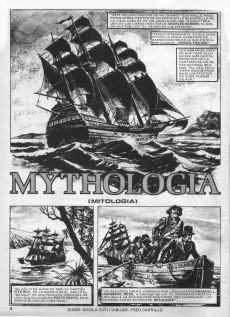 Extrait de Dossier Negro -146- Mitología