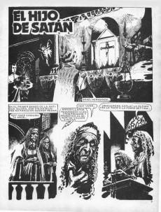 Extrait de Dossier Negro -150- El hijo de Satán