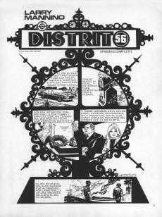 Extrait de Dossier Negro -153- Nekradamus/Distrito 56