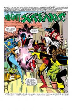 Extrait de X-Men Vol.1 (The Uncanny) (Marvel comics - 1963) -OMNIb- The Uncanny X-Men Omnibus volume 3