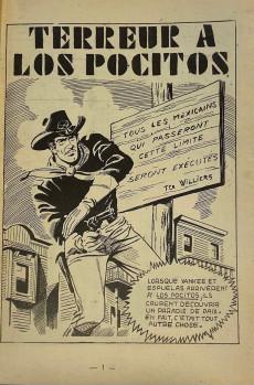 Extrait de Corrida (Editions de Poche) -7- Terreur à Los Pocitos