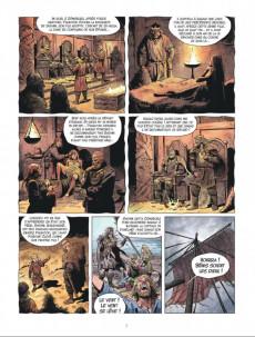 Extrait de Thorgal (Les mondes de) - La Jeunesse de Thorgal -9- Les larmes de Hel