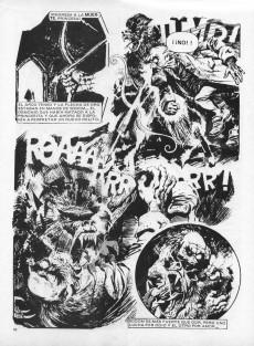 Extrait de Dossier Negro -158- Nekradamus