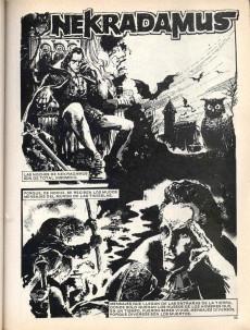 Extrait de Dossier Negro -165- Nekradamus vuelve!