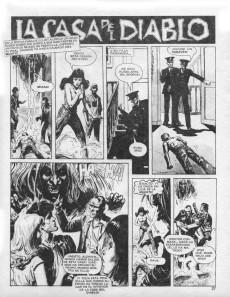 Extrait de Dossier Negro -169- La casa del Diablo